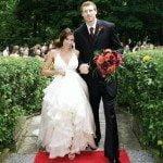 Matt Bonner Nadia Kullo wedding pics