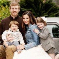 Nadia Kullo Bonner Matt Bonner Wife Children 200x200