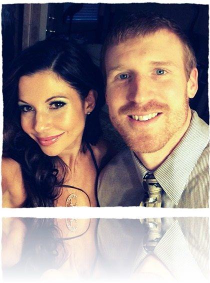 Nadia Kullo Bonner Matt Bonner wife-pics