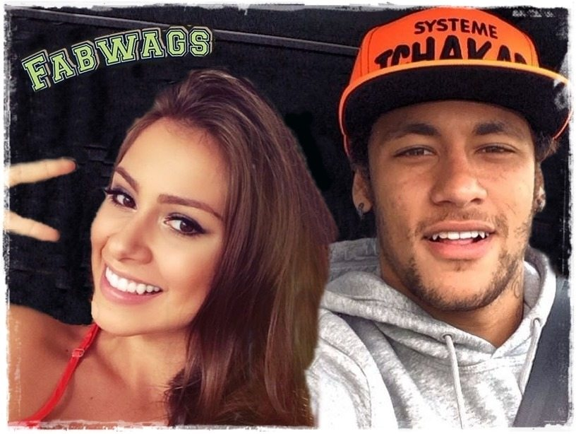 Brazilian Model Gabriella Lenzi – Barcelona Player Neymar's New Girlfriend