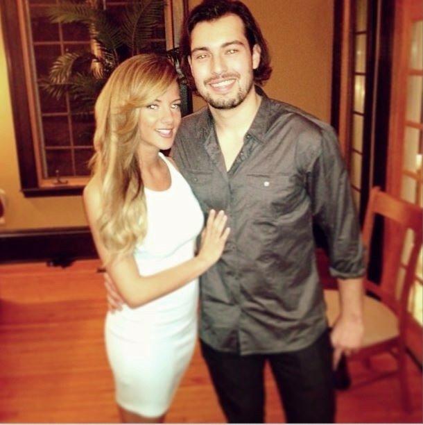 """Nicole Arruda – NHL Player Drew Doughty""""s Girlfriend"""