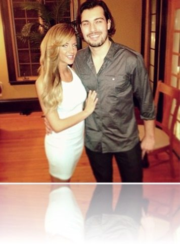 Nicole Arruda Drew Doughty girlfriend_pics