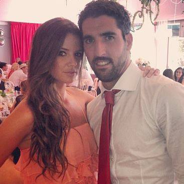 Ines Sanchez – Atletico Madrid player Raul Garcia's Girlfriend