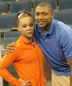 Do you know who is the sexy girlfriend of Bradley Beal? The NBA guard currently playing with the Washington Wizards is dating a stunning gymnast that we all known by the name of Kytra Hunter. #washingtonwizards, #nbaplaoffs2014, Do you know who is the sexy girlfriend of Bradley Beal? The NBA guard currently playing with the Washington Wizards is dating a stunning gymnast that we all known by the name of Kytra Hunter. bradleybeal #kytrahunter #nbawags @fabwags