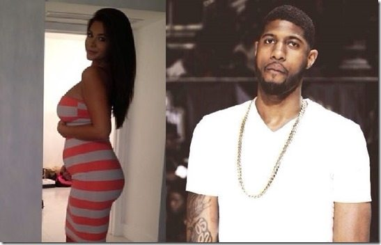 Daniela Rajic Paul George's Baby Mama- Stripper