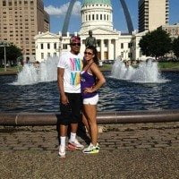 Mikala Mcgee Bradley Beal Girlfriend 2014 Pictures1 200x200