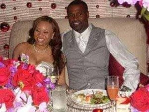 Stephen Jackson wedding