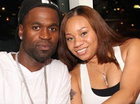 Renata White Jackson – NBA Player Stephen Jackson's Wife