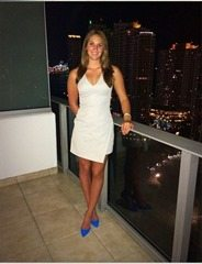Alyssa Lavesque Patrick Patty Mills girlfriend pic
