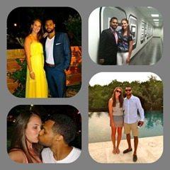 Alyssa Lavesque Patrick Patty Mills girlfriend pictures