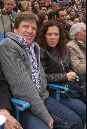 Claudia Alvarez – Mexico Coach Miguel Herrera's Wife