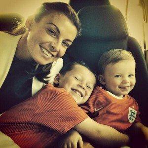 Coleen Rooney Wayne rooney wife pic