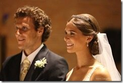 Diego Forlan Paz Cardoso wedding picture