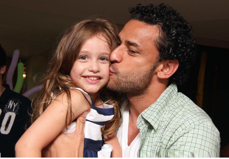 Photo of Fred & his  Daughter  Geovanna Guedes