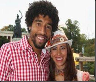 Jocelina Costa Santos-  Dante's Wife