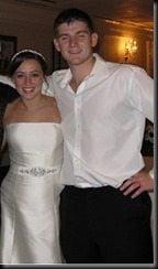 Jonathan Quick Jaclyn Backman wedding