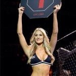 Kristie McKeon UFC Ring Girl