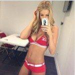 Kristie McKeon UFC Ring Girl pics