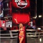 Kristie McKeon UFC Ring Girl picture