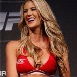 Kristie McKeon UFC Ring Girl pictures