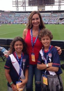 Laura Cianciola Tim Howard ex wife pictures