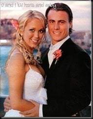 Lleyton Hewitt wife Bec Hewitt wedding