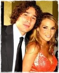 Memo Ochoa's Wife Karla Mora