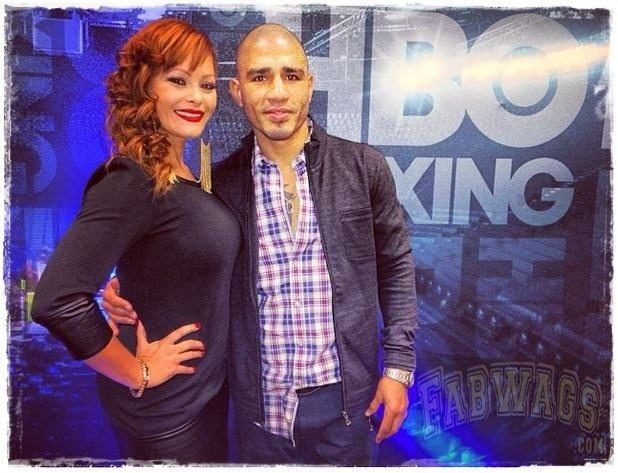 Melissa Guzman Cotto  – Boxer Miguel Cotto's wife