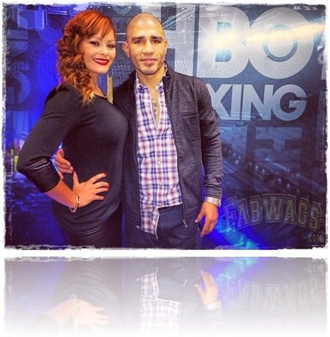 Miguel Cotto wife Melisa Guzman Cotto p