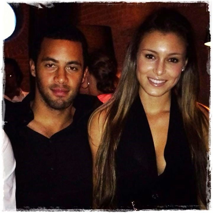 Mousa Dembele's Girlfriend Naomi Solange Singels