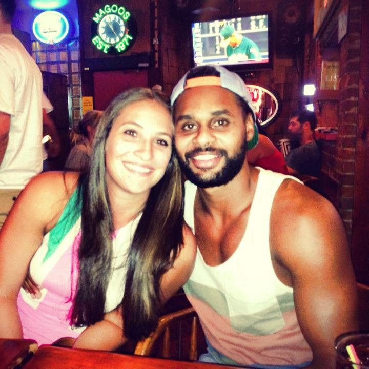 Patty Mills has become of the three players of the san Antonio Spurs who had been named their new trio, along Diaw and Leonard. Mills from Australia has been dating his pretty girlfriend Alyssa Levesque for a long time and is about Alyssa that we are going to tell you a few things, ready??? #spurswags #nbawags #pattymills #patrickmills #alyssalevesque @fabwags
