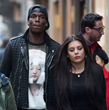Who is Paul Pogba's New Girlfriend?
