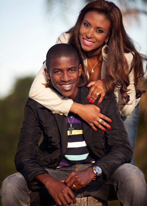 Ramires wife  Islana