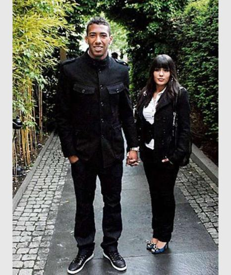 Sherin Senler German Jerome Boateng S Girlfriend Bio Wiki