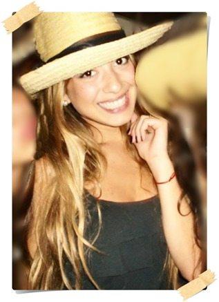 Sofia Herrera Diego Godin girlfriend picture