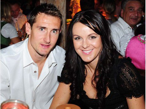 Sylwia Klose Miroslav Klose wife pics