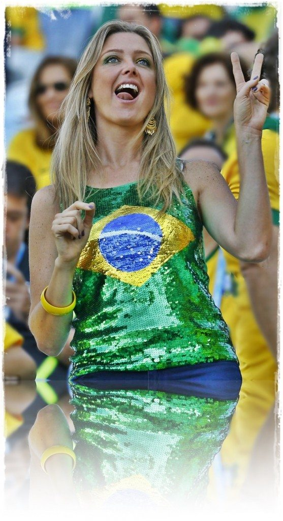 brazil world cup wags