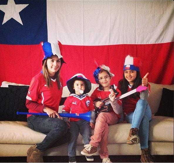 Carla Pardo Chile Goalkeeper Claudio Bravo S Wife Bio
