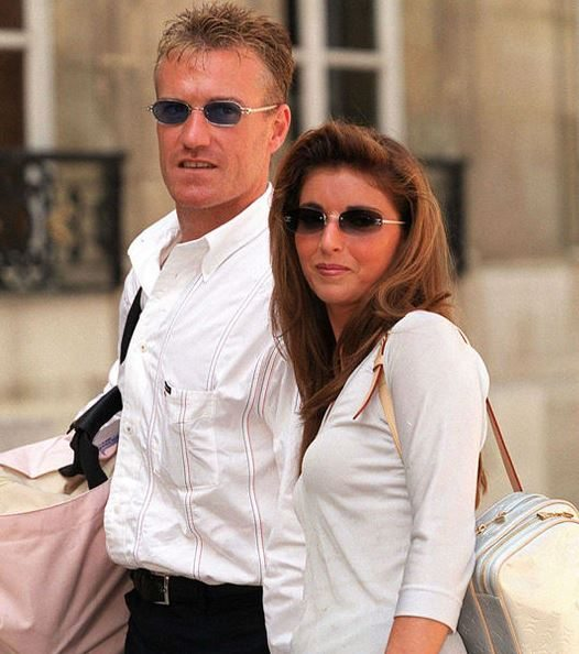 claude-deschamps-didier-wife