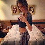 daniela Colett eduardo vargas girlfriend-pics