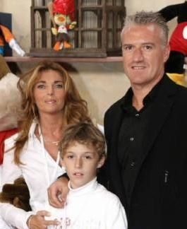 didier-deschamps-wife-and-son