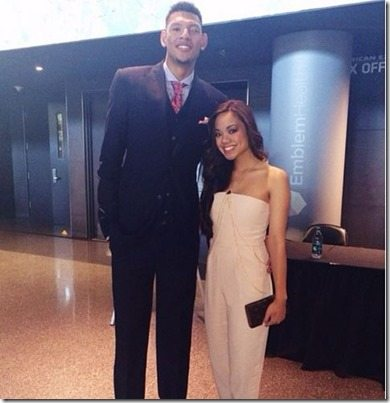 Erika Santos – Basketball player Isaiah Austin's Girlfriend