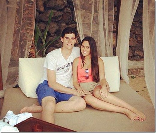 Marta Dominguez – Thibaut Courtois' Girlfriend