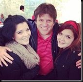 miguel Herrera daughters picture