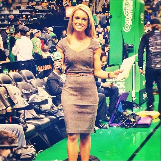 Fox sports reporter nhl player alec martinez girlfriend bio wiki