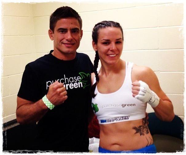 Flavio Meier – MMA Fighter Alexis Davis' Husband