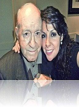 Alfredo di Stefno wife Gina Gonzalez