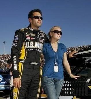 Janice Goss Almirola – NASCAR Driver Aric Almirola's Wife