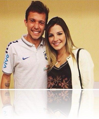 Beatriz Hudson Bernard girlfriend-pic