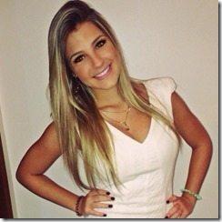 Beatriz Hudson Bernard girlfriend pic